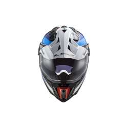 CASCO INTEGRALE Scotland FORCE 04 BIANCO
